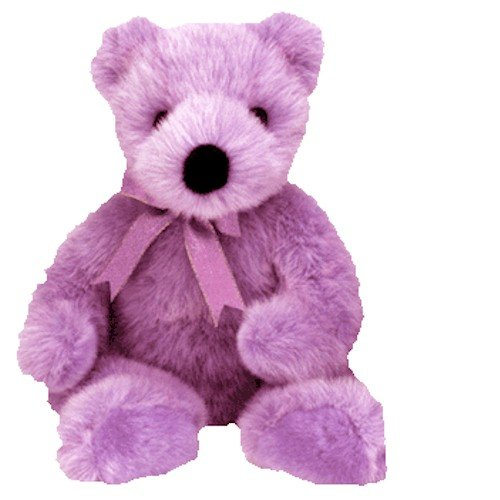 Ty Classic - Lilacbeary the Bear - 1