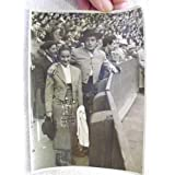 Antigua Fotografia - Old Photography : JORGE MISTRAL en la Plaza de Toros con