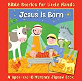 Jesus Is Born: A Spot-the-Difference Jig...