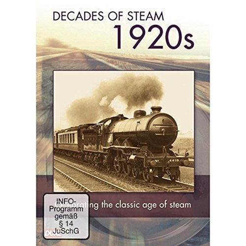 Decade Of Steam - 1920's DVD by Duke London