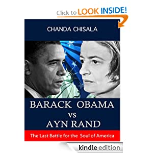 BARACK OBAMA Vs AYN RAND: CHANDA CHISALA: Amazon.com: Kindle Store