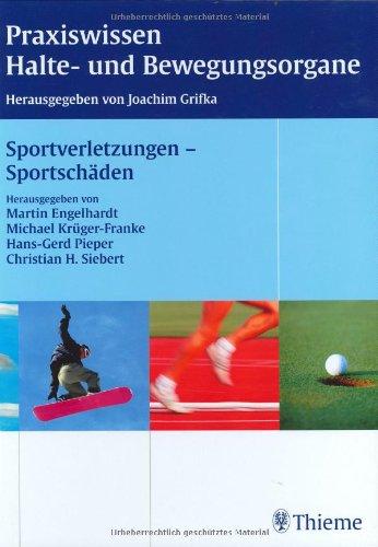 Sportverletzungen -Sportschäden