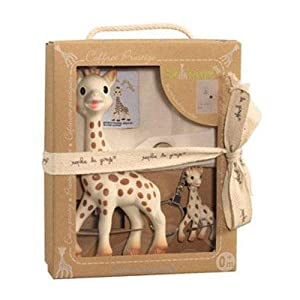 Sophie the Giraffe 2 piece Gift Set