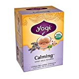 Yogi Teas Calming Tea Bags, 16 Count