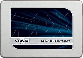 Crucial [ Micron製 ] 内蔵SSD 2.5インチ MX300 275GB ( 3D TLC NAND / SATA 6Gbps / 3年保証 ) CT275MX300SSD1