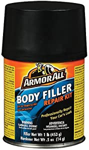 Armor All 75008 Body Filler Repair Kit - 1 Pint