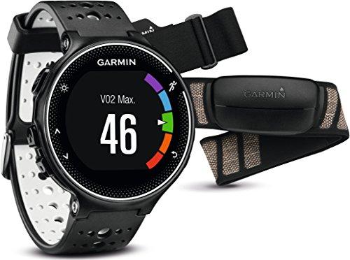 garmin-forerunner-230-pack-con-reloj-de-carrera-y-pulsometro-premium-unisex-color-negro-y-blanco-tal