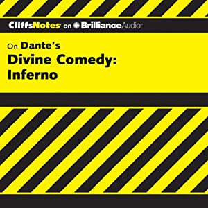 Divine Comedy - Inferno: CliffsNotes | [James Roberts, Nikki Moustaki]