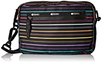 LeSportsac Women's Convertible Belt Bag, Lestripe Travel