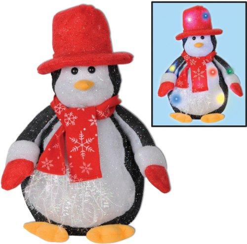 Ddi 706604 Light-Up Penguin Case Of 9 front-1073864