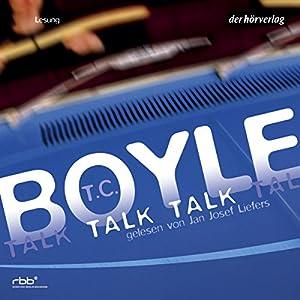 Talk Talk Hörbuch