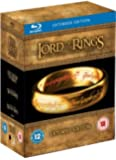 The Lord of the Rings: The Motion Picture Trilogy (Extended Edition) [Blu-ray] [2011] [2001]