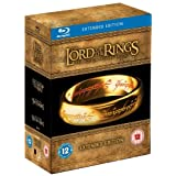 The Lord of the Rings: The Motion Picture Trilogy (Extended Edition) [Blu-ray] [2011] [2001]by Elijah Wood