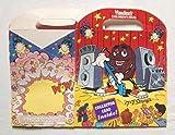 1988年 カリフォルニア・レーズン  ハーディーズ キッズミール・ボックス 貴重!