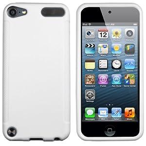 mumbi TPU Silikon Hülle iPod Touch 5G Schutzhülle (5. Generation) weiss