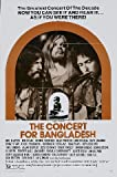 THE CONCERT FOR BANGLADESH REPRODUCTION PROMO PHOTO POSTER 16X12