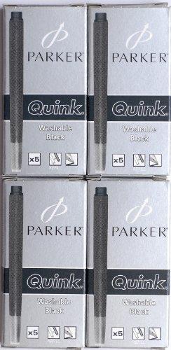 parker-quink-ink-cartridges-black-washable-pack-of-20