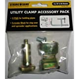 STRONG HAND 4-IN-1 CLAMP ACCESSORY KIT ~ fits UF & UG by Strong Hand Tools