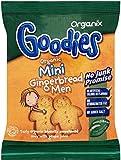 Organix Goodies Organic Mini Gingerbread Men (25g)