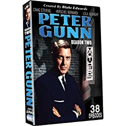 Peter Gunn - Season Two