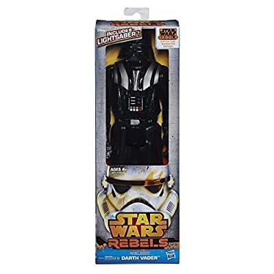 Star Wars Rebels Darth Vader 12 Figure by Hasbro