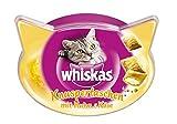 Whiskas Knuspertaschen Katzensnacks Huhn und Käse