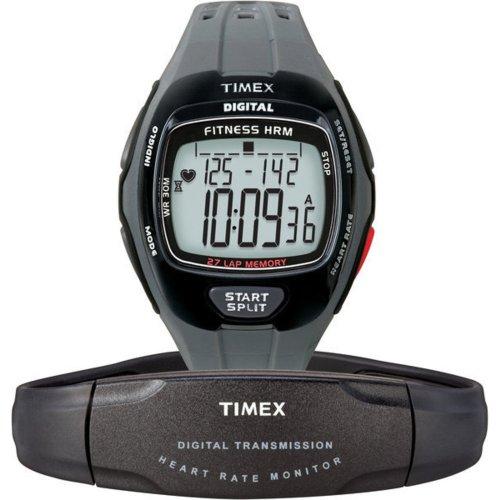 Timex T5j031 Unisex Digital Fitness Heart Rate Monitor Watch Heart