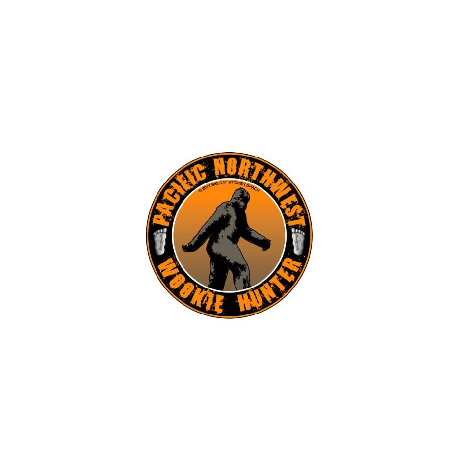 Pacific Northwest Wookie Hunter (Bumper Sticker)