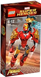 LEGO Super Heroes 4529: Iron Man