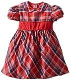 Hartstrings Little Girls' Toddler Blend Plaid Party Dress