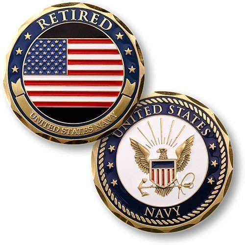Retired - U.S. Navy