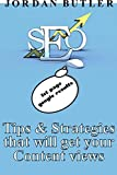 SEO Tips and Strategies that will get your Content Views