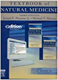 img - for Textbook of Natural Medicine e-dition: Text with Continually Updated Online Reference, 2-Volume Set, 3e by Joseph E. Pizzorno Jr. ND (2005-12-05) book / textbook / text book