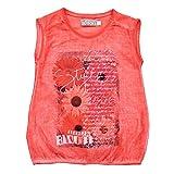 boboli, 471068 - Camiseta Punto Combinada, color sandia , talla 6(116cm)
