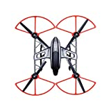 gouduoduo2018 Snap On Off Prop Guards Propeller Protector Cover Bumpers for YUNEEC Q500 Quadcopter Quick release Red