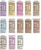 Milk Magic, Milk Flavoring Straws, Variety Pack, 48 Ct, Possible Flavors, Chocolate, Strawberry, Vanilla Milkshake, Cookies & Cream, Strawberry Banana, Wild Berry, Orange Cream, Banana, and Chocolate Peanut Butter