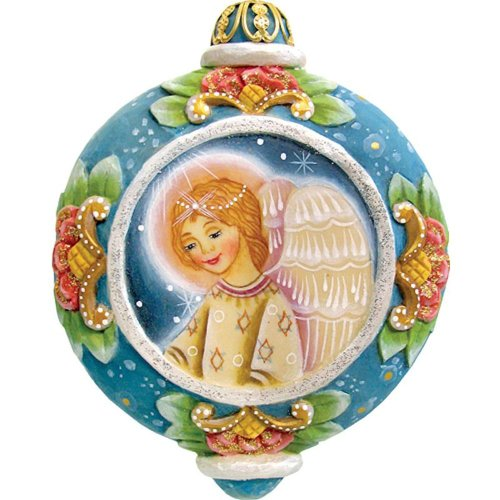 G.debrekht Angel Ornament