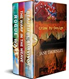 img - for Crime By Design Series Books 1-3: Boxed Set book / textbook / text book