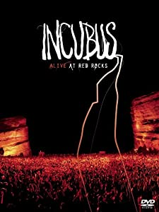 Incubus:at Red Rocks