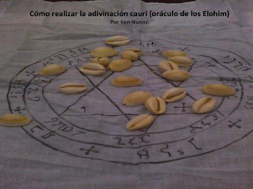 Cómo realizar la adivinación cauri (oráculo de los Elohim)