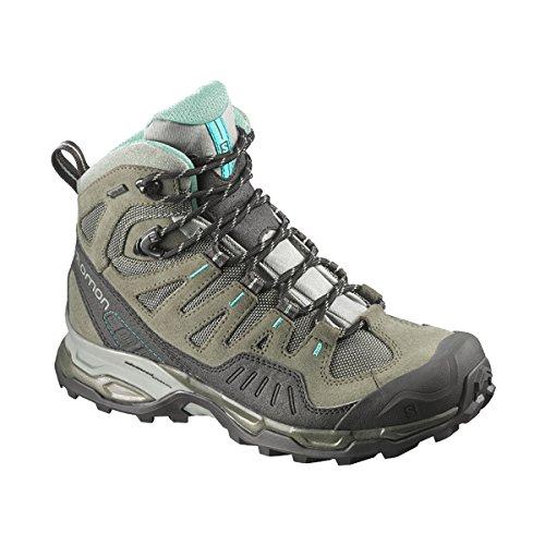 Salomon Conquest GTX Women's Walking Boots - AW15 - Green