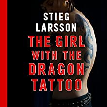 The Girl With the Dragon Tattoo Audiobook by Stieg Larsson Narrated by Saul Reichlin