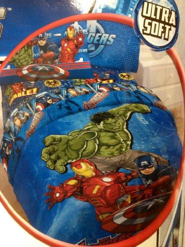 Queen Size Superhero Bedding 574 front
