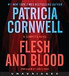 Flesh And Blood Unabridged CD: A Scar...