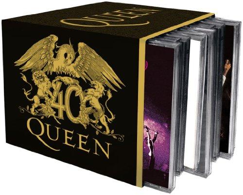 Queen - Coffret Collector - Edition limitée (Inclus les 5 premiers albums remasterisés 2011)