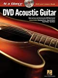 Acoustic Guitar BK/DVD At a Glance Series DVD and Lesson Book