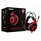 MSI Gaming Headset with Microphone (DS501)