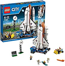 Lego City - 60080 - Jeu De Construction - Le Centre Spatial