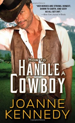 Image of How to Handle a Cowboy: A poignant, sweet Western romance (Cowboys of Decker Ranch)
