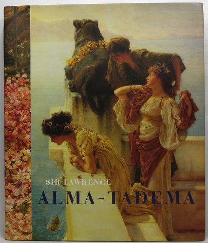 SIR LAWRENCE ALMA-TADEMA (HB)[no rights]